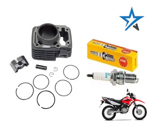 Kit Cilindro Con Piston Honda Xr150 L
