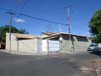 Casa Em Jaboticabal Bairro Jardim Alvorada - V294200