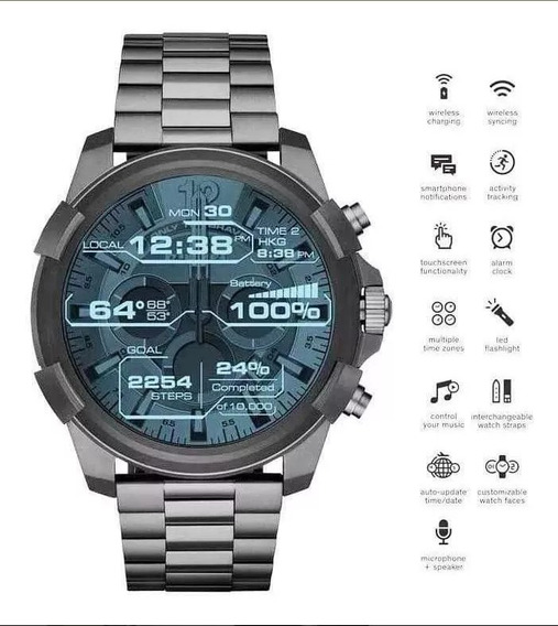 Relógio Diesel On Full Guard Smartwatch