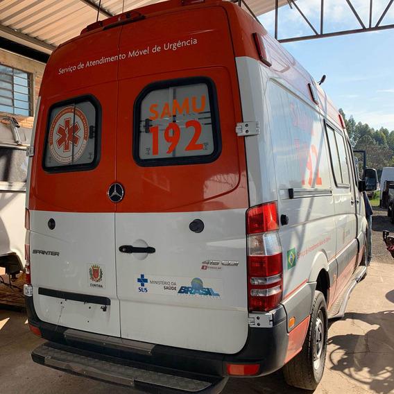 Sprinter 415 Cdi Biturbo 2018 Sucata Pra Retirar Peças