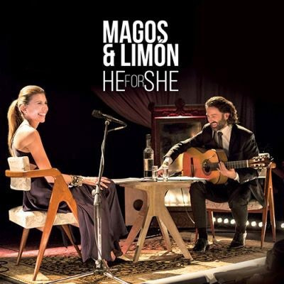 Cd + Dvd Magos & Limon, He For She