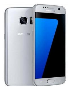 Samsung Galaxy S7 Prata 32gb Leia O Anúncio