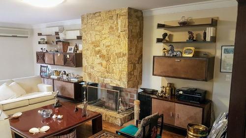 Imagem 1 de 17 de Casa Com 7 Dormitórios À Venda, 461 M² Por R$ 2.450.000 - Alto De Pinheiros - São Paulo/sp - Ca0837