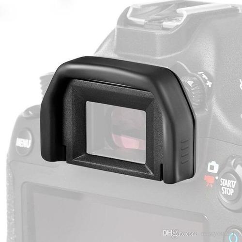 Canon T3i 650d T5i Protetor Ocular Eyecup Borracha