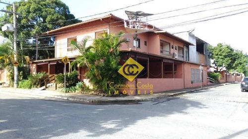 Oportunidade!! Pousada E Um Restaurante De Esquina No Bairro Costazul Em Rio Das Ostras!! - Po0004