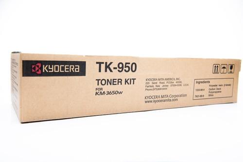 Imagen 1 de 2 de Toner Tk-950 Kyocera Original Para Km-3650w