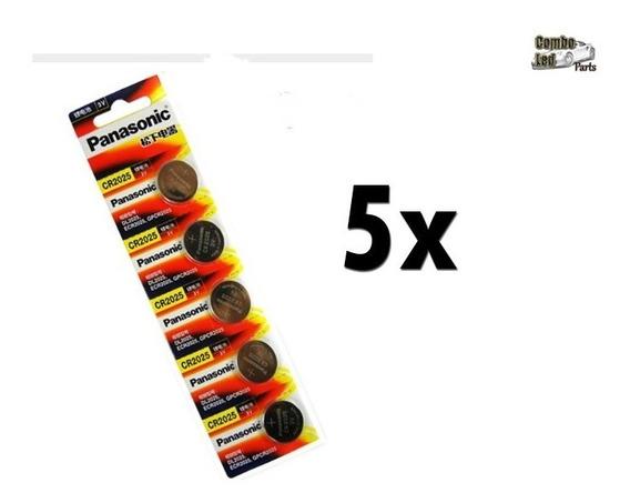 20 Bateria Pilha Lithium3v Panasonic Cr2025 - 100% Original