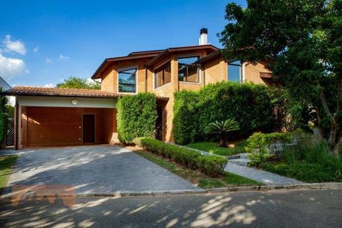 Casa À Venda, 249 M² Por R$ 1.550.000,00 - Condomínio Residencial Sapucaia - Campinas/sp - Ca2257