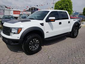 Ford Lobo Raptor 2014 Blanco