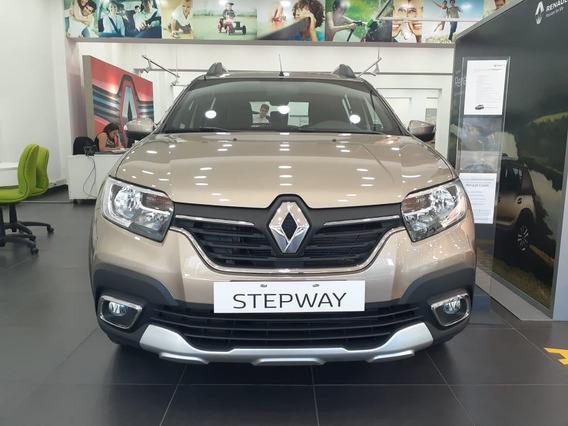 Renault Sandero Stepway 1.6 Intens Cvt Oferta !! Tl