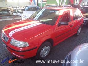 Volkswagen Gol 1.0 2005 Vermelho