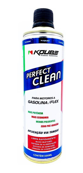 Koube Perfect Clean P/ Motores A Álcool Gasolina Gnv Flex