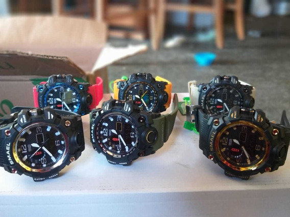 Reloj Sport/militar Smael