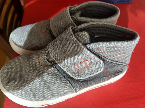 Zapatillas Niño Niña Skechers Nro 26.5
