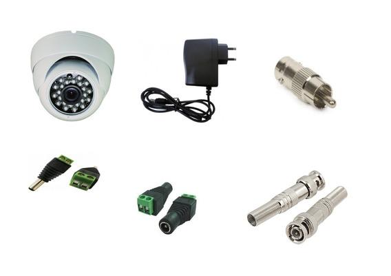 Ligue Direto Na Tv - Kit Camera, Fonte E Conectores D1c5f1