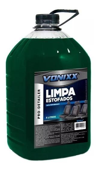Produto Para Limpar Sofá Banco Automotivo Estofado Vonixx 5l