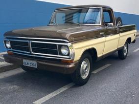 Ford F100 Super Serie 2.3