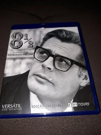 Blu Ray Filme 8 1/2 - Federico Fellini - Original