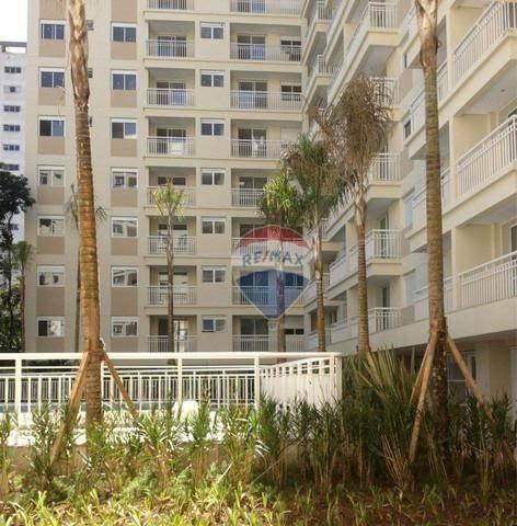 Imagem 1 de 10 de Apartamento Com 1 Dormitório À Venda, 33 M² Por R$ 276.000,00 - Jardim Ampliação - São Paulo/sp - Ap0691