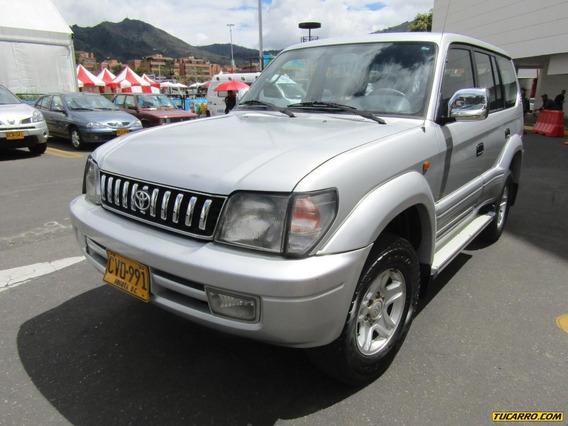 Toyota Prado Land Cruiser Vx 3.4 At