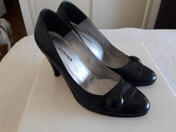 Zapatos Stiletto Marca Viamo Numero 38