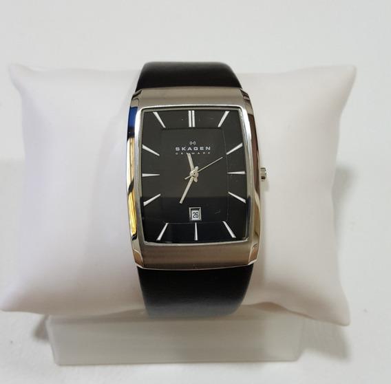 Relógio Skagen Denmark Black 690lslb