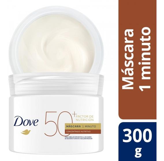 Mascara Acondicionador Dove Nutricion 50+ 1min 300gr