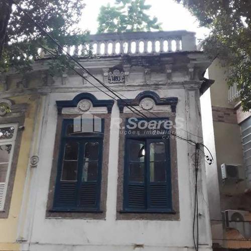 Casa De Rua-à Venda-botafogo-rio De Janeiro - Btca30003