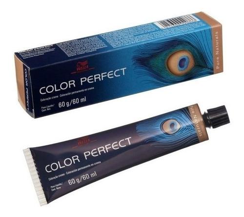Wella Tinte Color Perfect X 3 Unidades