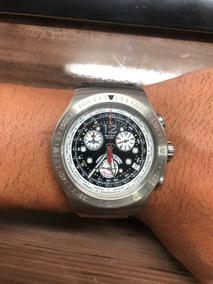 Relógio Swatch Chrono Original - Moonscope