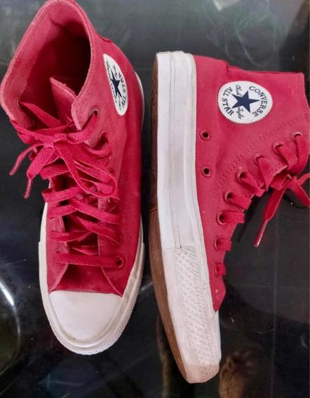 Zapatillas Converse All Star Chuck Taylor 1 Sólo Uso.