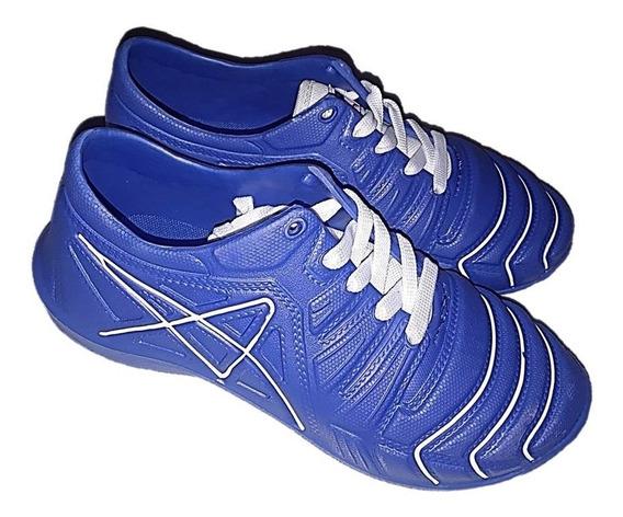 Oferta Zapatos Deportivos/ Gomas/ Guayos Tipo Crocs*calidad*