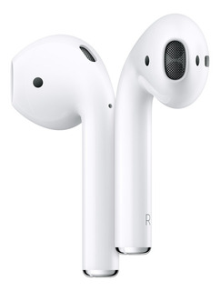 Auriculares inalámbricos Apple AirPods blanco