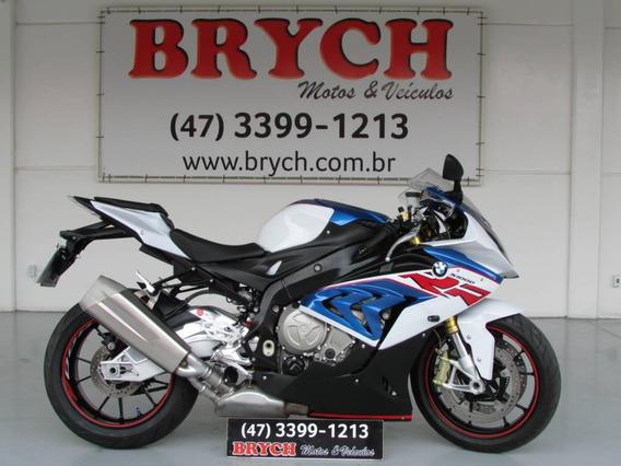 Bmw S1000 Rr S1000rr Tricolor Abs