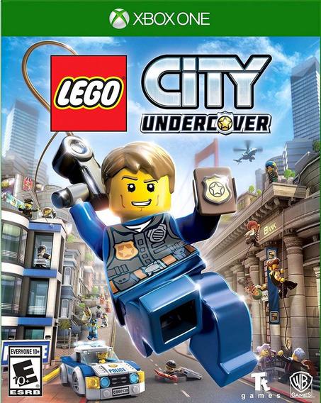 Lego City Undercover - Xbox One - Pronta Entrega! Nacional!