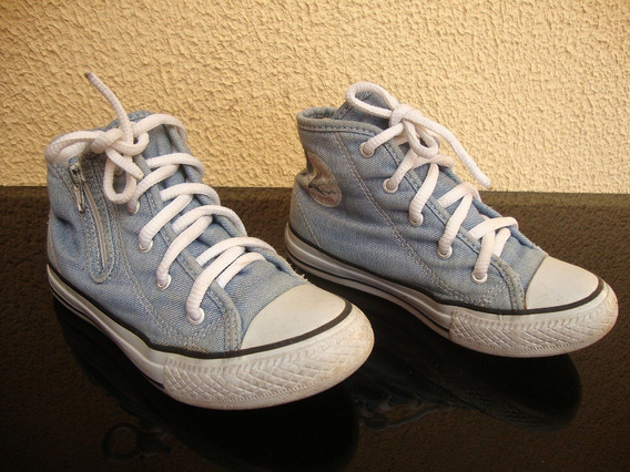 Tenis All Star Preto Ou Azul N 27