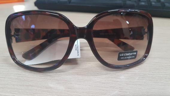 Oculos Sol Liz Claiborne - Novo - Lindo!