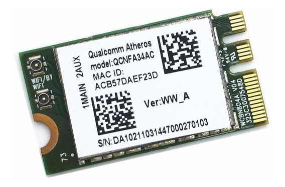 Ngff M.2 Wireless Wifi 802.11ac Bluetooth 4.1 Dual Band 5ghz