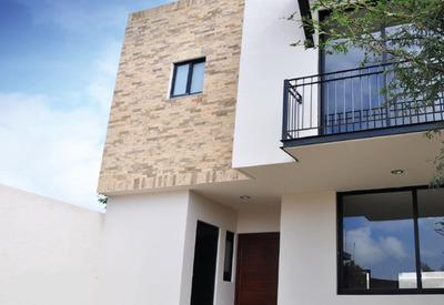 Estrena En El Refugio, 3 Niveles, Roof Garden, Jardín, 3 Recámaras, Equipada