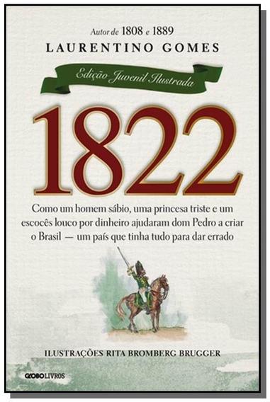 1822 - Edicao Juvenil Ilustrada