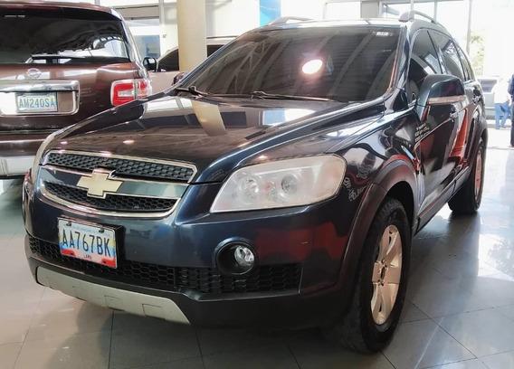 Chevrolet Captiva Cuero