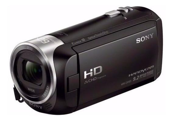 Filmadora Sony Hdr Cx440 Zoom 60x Wi-fi 8gb+cartao 32gb S/j