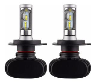 Luces Led S1 H4 H13 9005 9006 Sin Ventilador Es Mejor Que C6