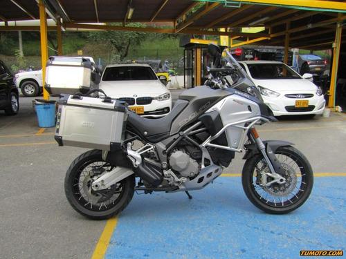 Motos Ducati Multistrada 1200