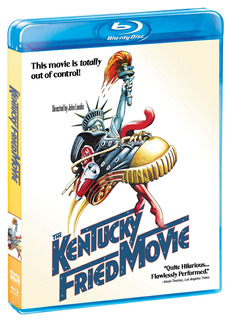 Blu-ray : The Kentucky Fried Movie (special Edition, Wid...
