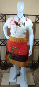 Vestido Moda Evangélica /casual /plus Size C301