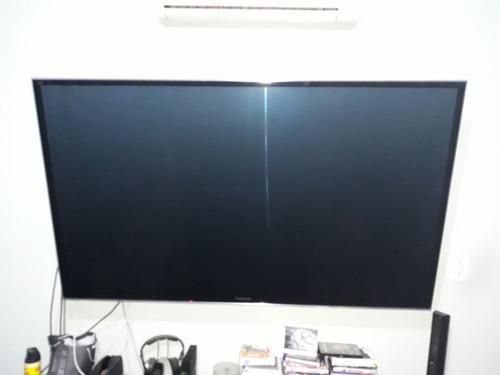 Tv 3d Plasma Panasonic Tc-p65vt50b Vt50b 65 Pol 3500 Horas