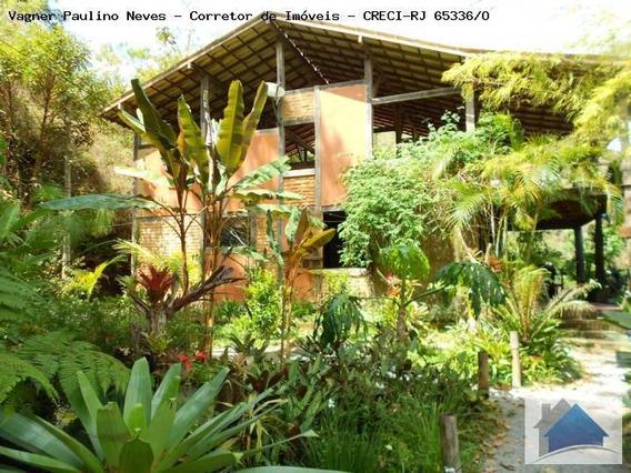 Sítio Para Venda Em Petrópolis, Brejal, 5 Dormitórios, 3 Suítes, 2 Banheiros, 3 Vagas - St-1033