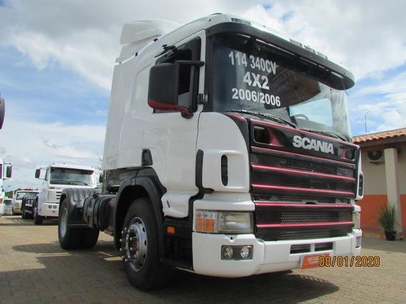 Scania 114 P340 4x2