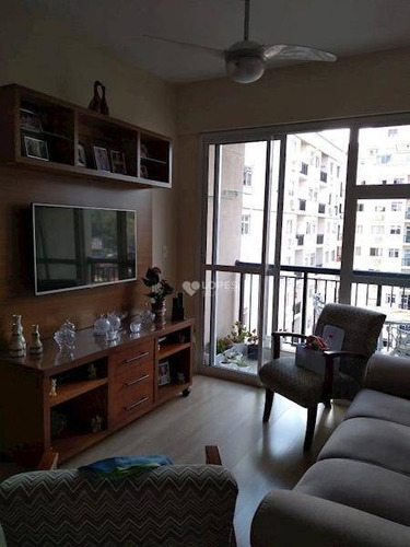 Apartamento À Venda, 69 M² Por R$ 530.000,00 - Centro - Niterói/rj - Ap36634